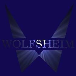 WOlfsheim groundbreaking German dark electro pop wave Kunstliche Welten cd single